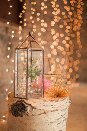 Rustic wedding decorations - Gideon Photography