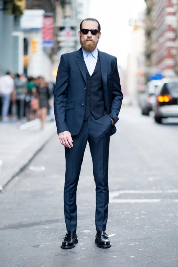 how to wear monk strap shoes for men (3)