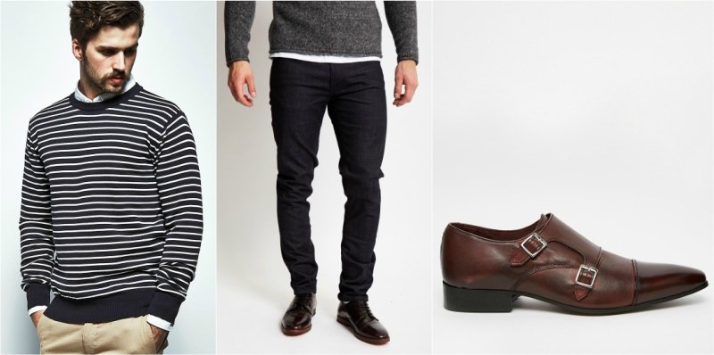 how to wear monk strap shoes for men (20)