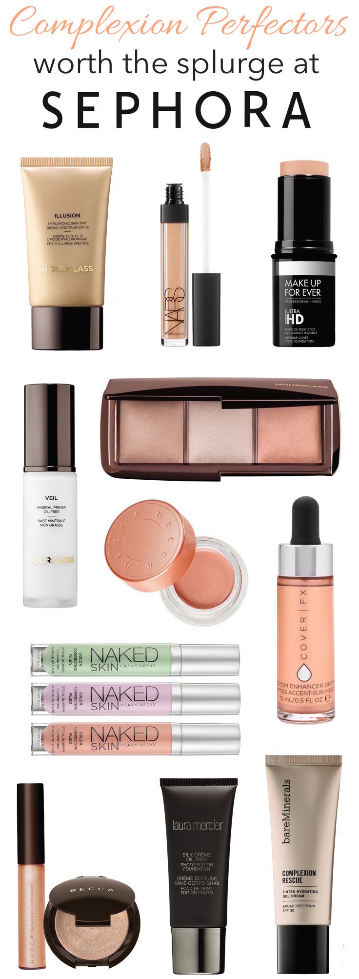 Get the most beauty bang for your buck with these AMAZING complexion perfecting products that are totally worth the hype!