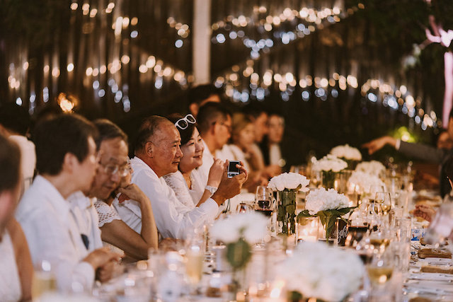 Hawaii wedding reception | Seeking Films