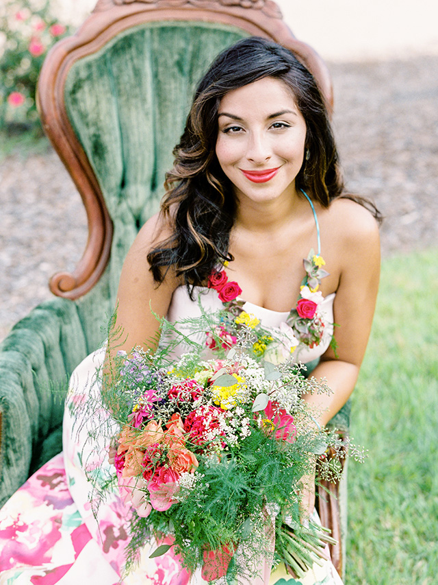 Mexican-inspired wedding | Casey Rose Photography