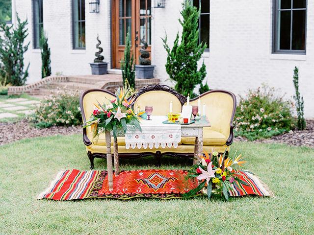 Mexican inspired elopement | Casey Rose Photography
