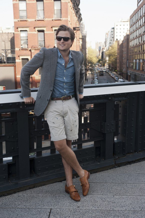 how to wear monk strap shoes for men (4)