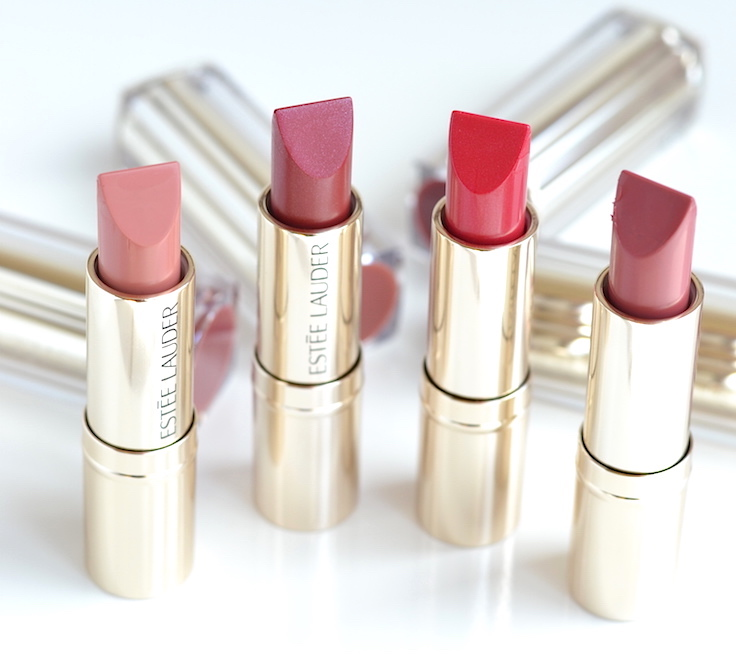 Estee Lauder Pure Color Love Lipsticks