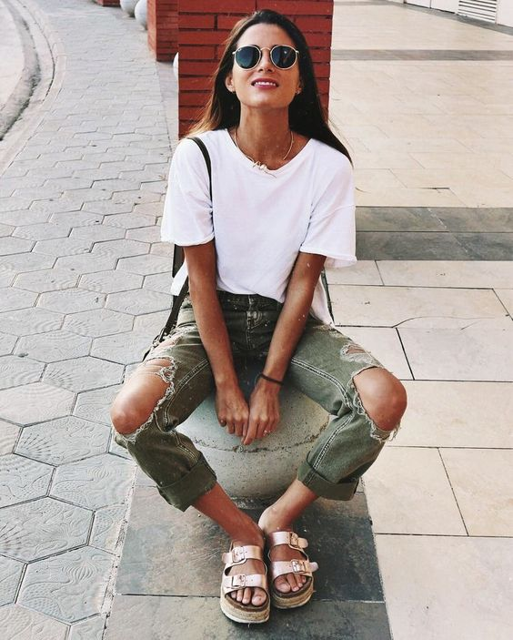 What to Wear to School in Summers for Girls (22)
