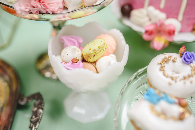 Colorful macarons | Jessilynn Wong Photography