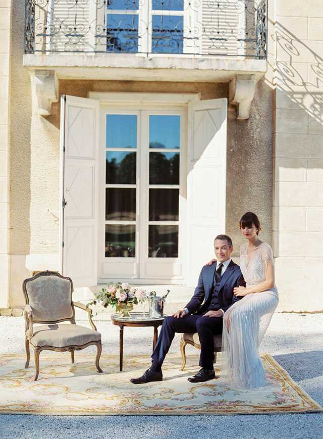 Destination wedding in France | Zosia Zacharia Photography