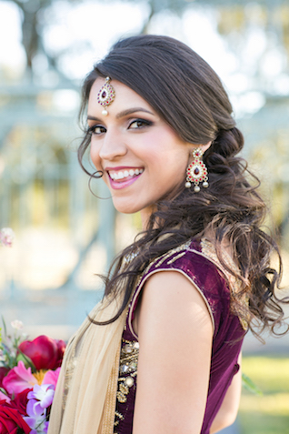 Indian bride | Rachael Hall Photography