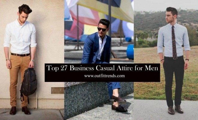 a0dff0cf85 Business Casual Outfits for Men. Have you fetched a new job  Is tomorrow  your first day to office  You must be up all night thinking about how to  style your ...