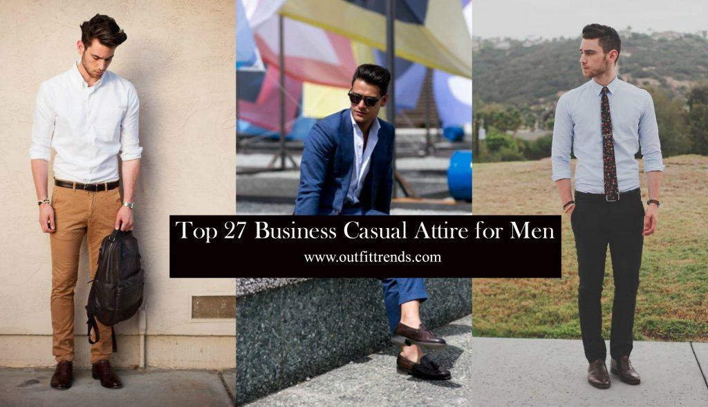 how to style business casual attire for men (1)