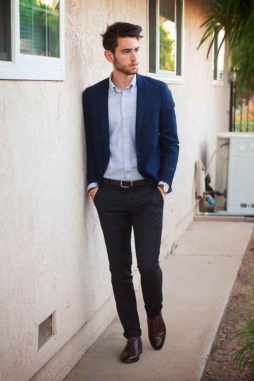 how to style business casual attire for men (5)