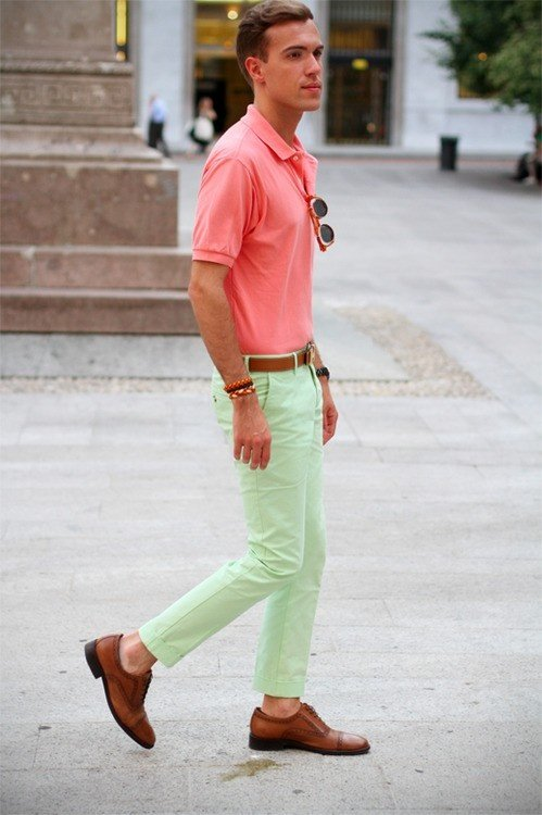 how to wear a mint pant (26)