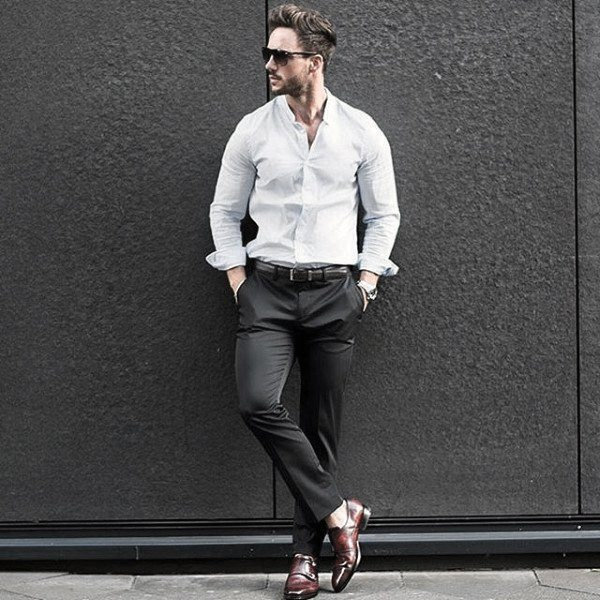 how to style business casual attire for men (18)