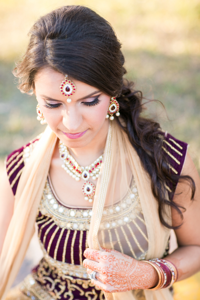 Indian bridal style | Rachael Hall Photography