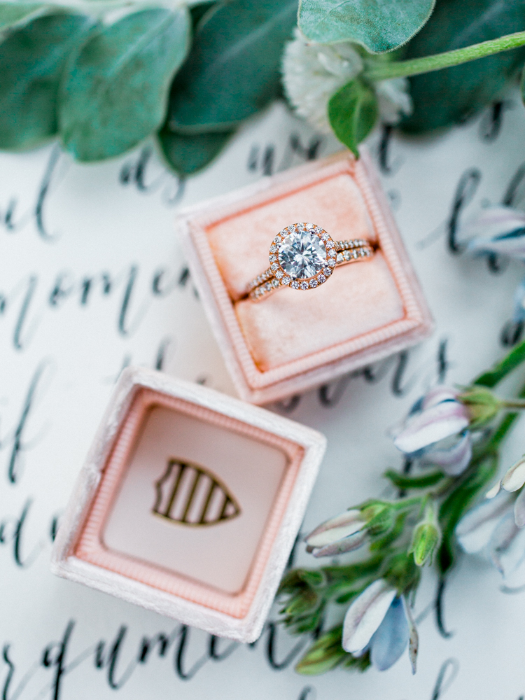 Copper + Blue Rancho Las Lomas Wedding Inspiration - photo by Dennis Roy Coronel http://ruffledblog.com/copper-blue-rancho-las-lomas-wedding-inspiration