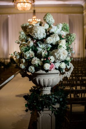 Wedding ceremony decoration - Style and Story Photography