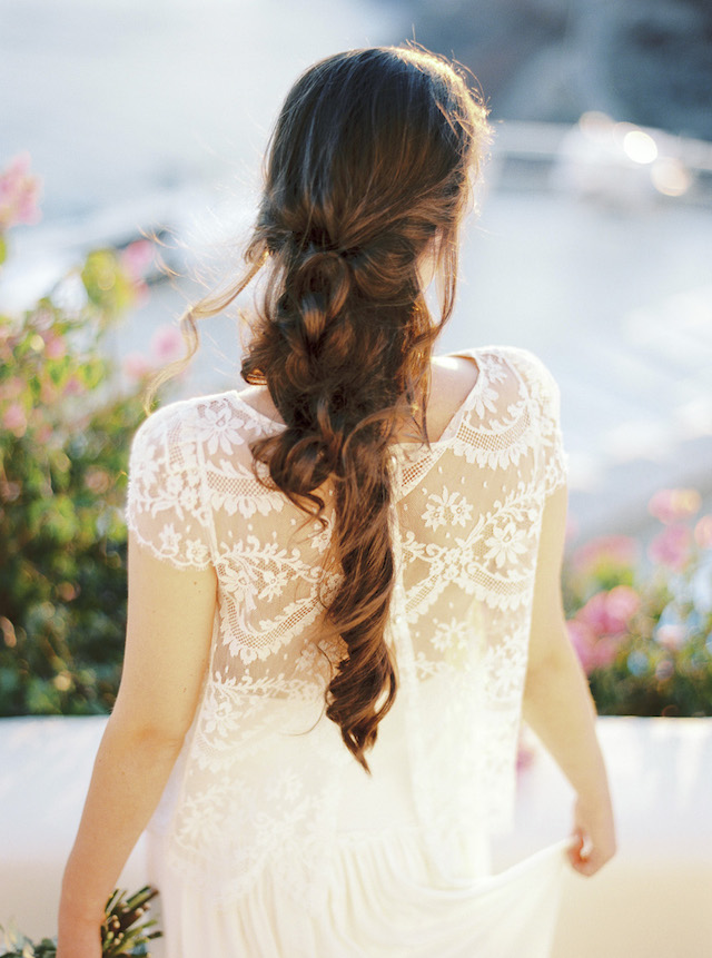 Long hairstyles for wedding | Les Amis Photo