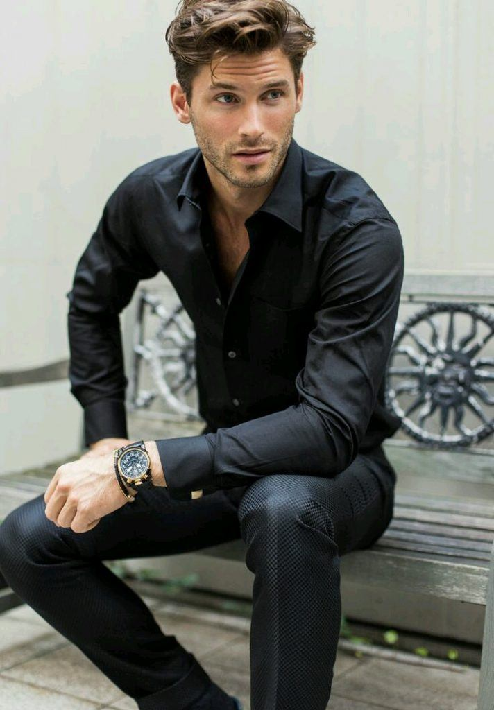 29 Amazing Black Pants Outfits For Men - Cool Ways To Style Black Pants For Men
