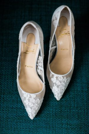 Wedding shoes - Style and Story Photography