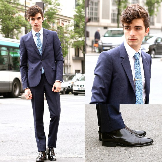 how to style business attire in summer for men (1)