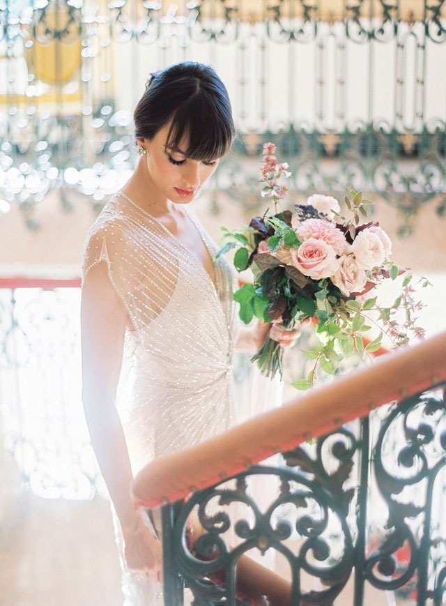 Jenny Packham wedding dress | Zosia Zacharia Photography