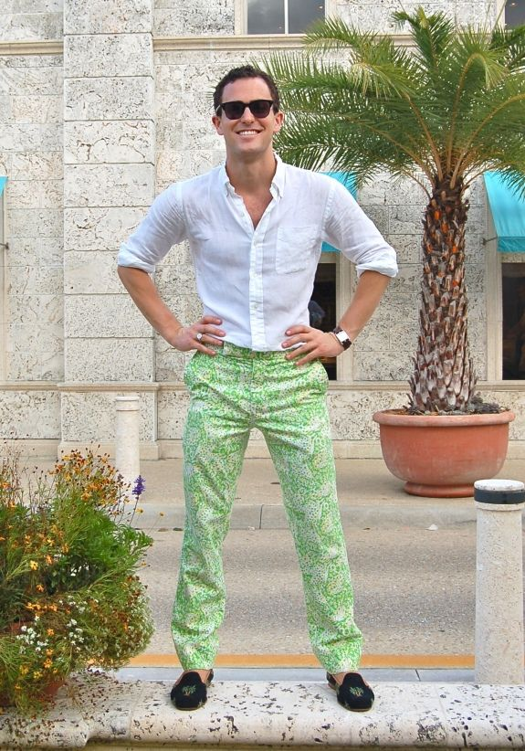 how to wear a mint pant (13)