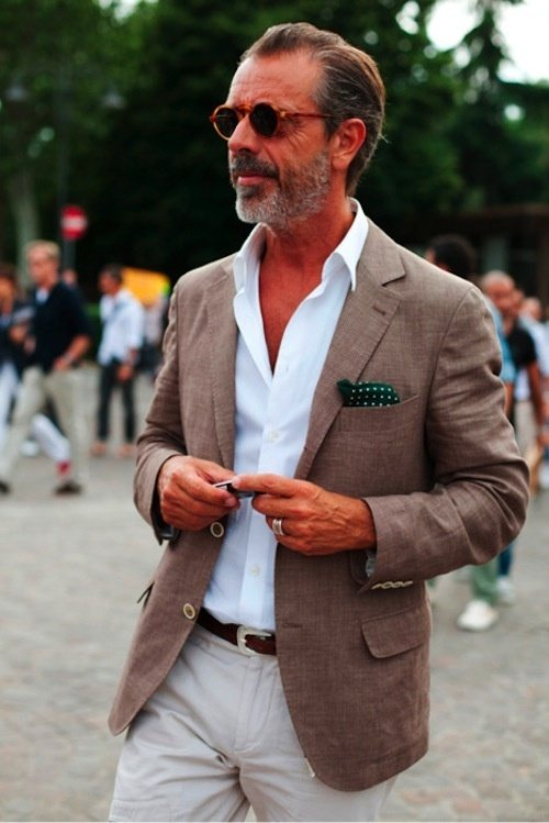 how to style business attire in summer for men (23)