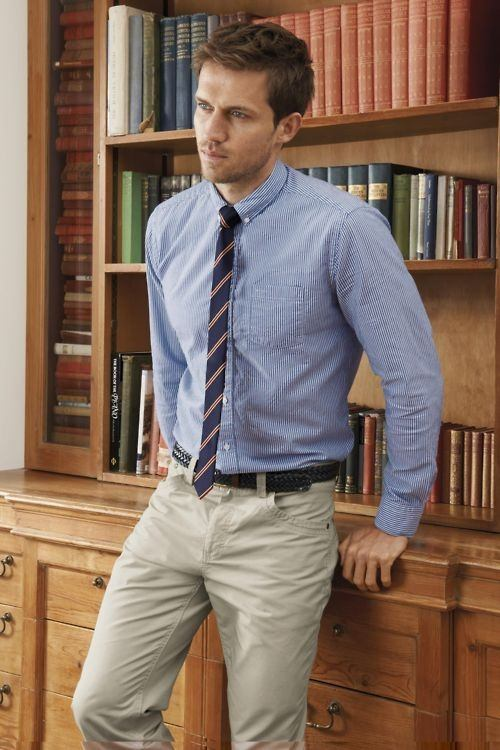 how to style business casual attire for men (15)