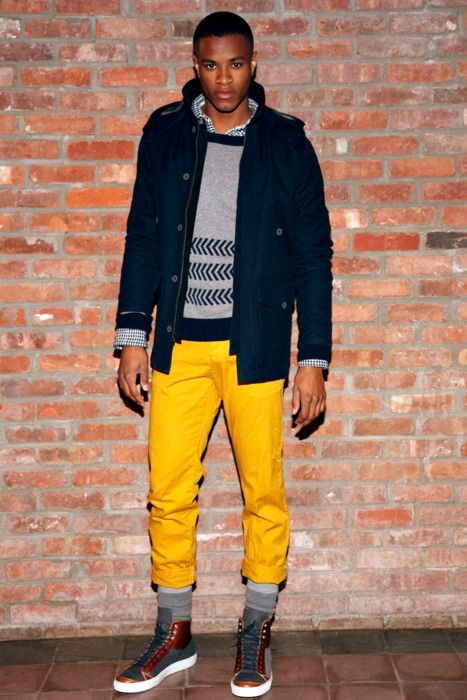 how to wear yellow pants for men (10)