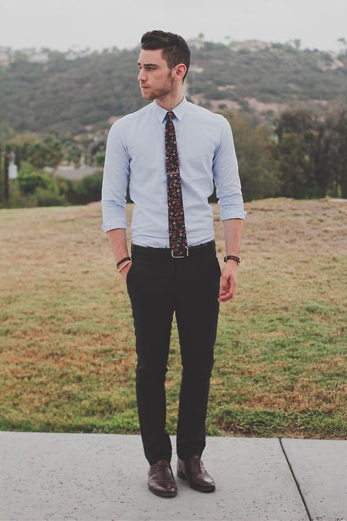 how to style business casual attire for men (12)
