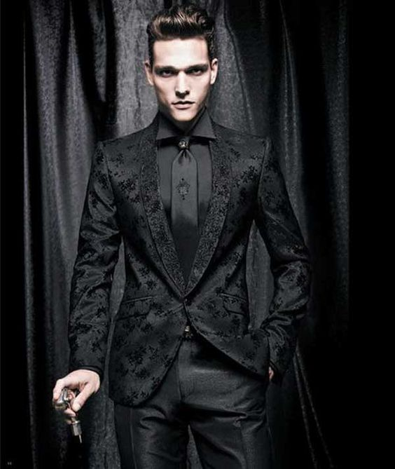 Goth outfits for boys (16)