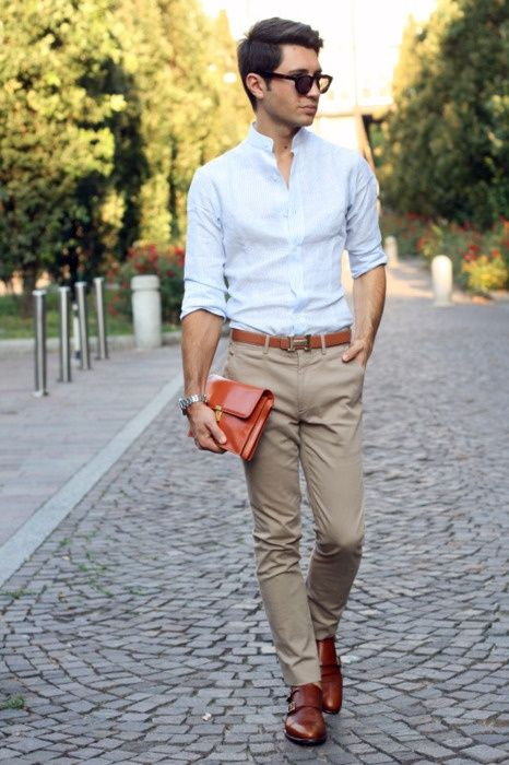how to style business casual attire for men (7)