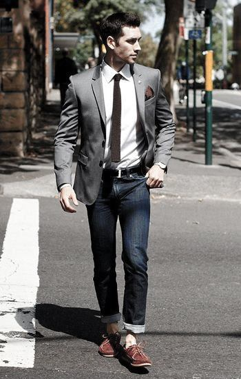 how to style business attire in summer for men (12)