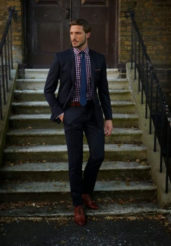 how to style business attire in summer for men (17)