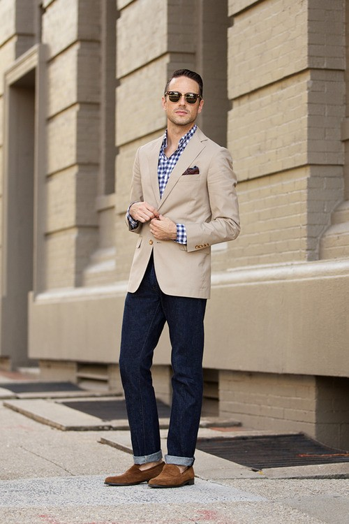how to style business attire in summer for men (8)