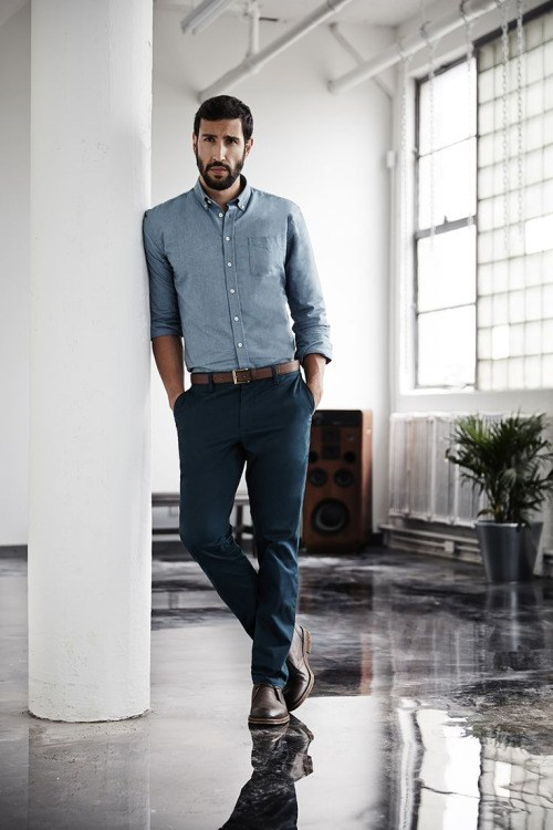 how to style business casual attire for men (8)