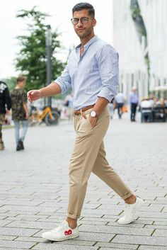 how to style business attire in summer for men (13)