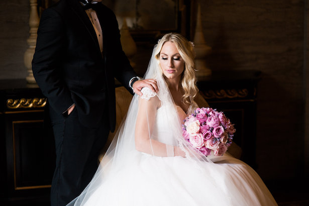 Beautiful bridal picture - Style and Story Photography