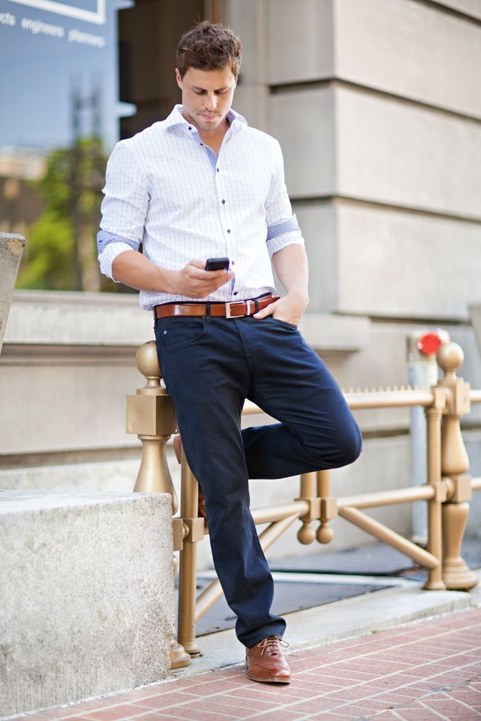 how to style business attire in summer for men (25)