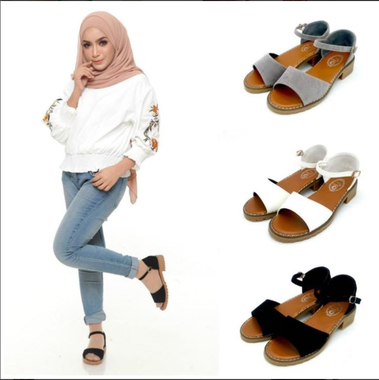 Which Types of Ankle Straps to Wear with Hijaab