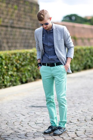 how to wear a mint pant (3)