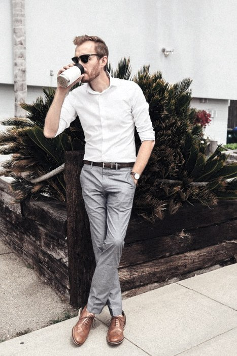 how to style business casual attire for men (2)