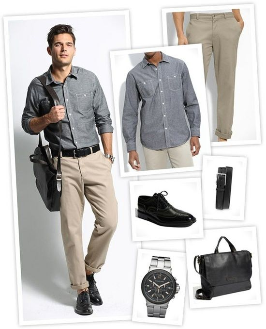 how to style business attire in summer for men (4)
