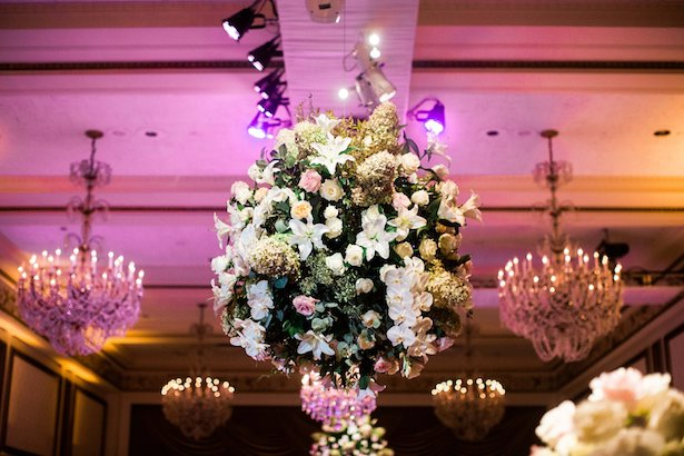 Hanging wedding decorations - Style and Story Photography