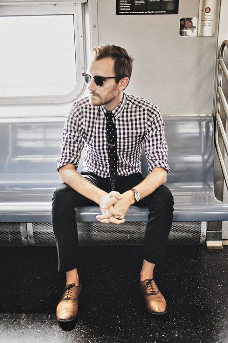 how to style business casual attire for men (9)