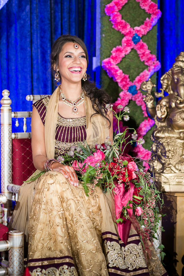Indian wedding ceremony | Rachael Hall Photography