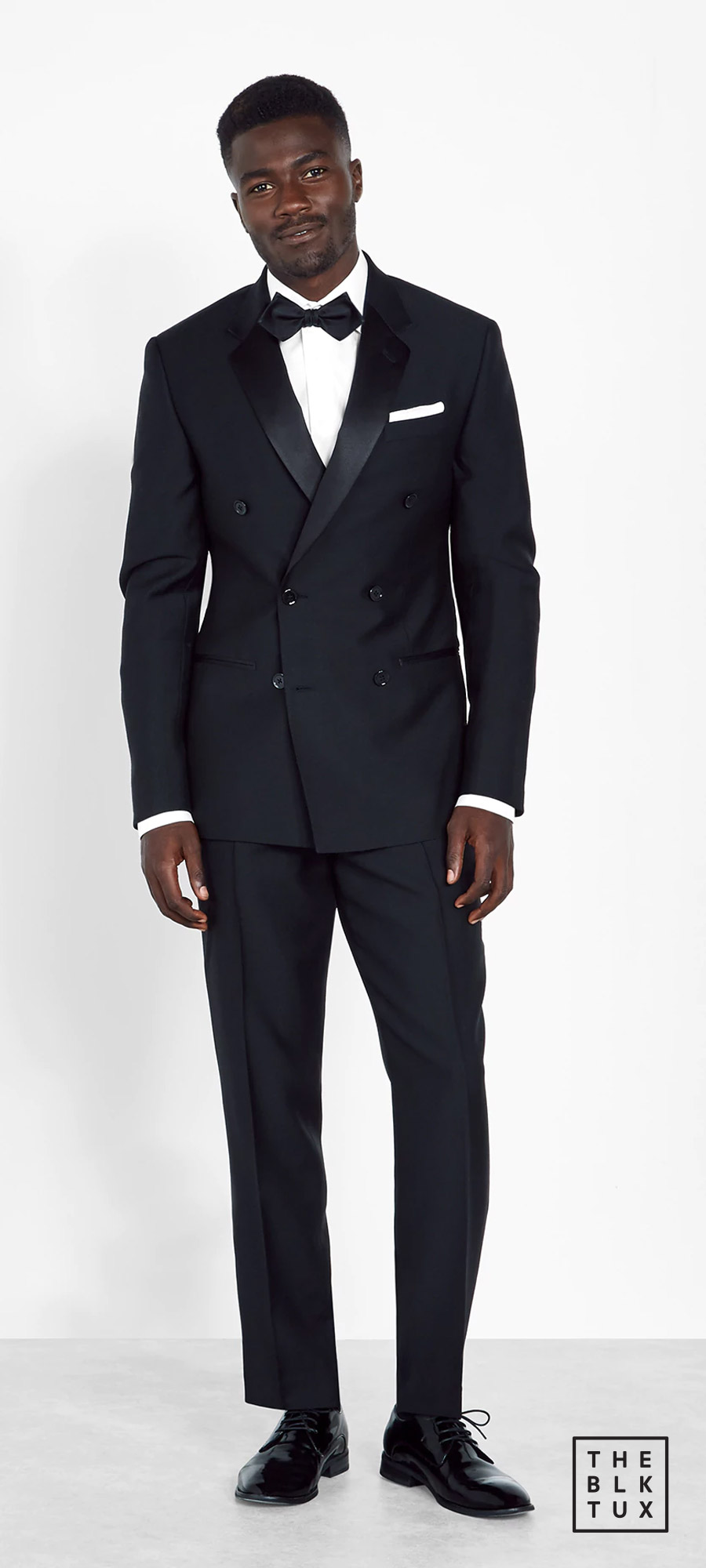 the black tux 2017 online tuxedos rental service double breasted tuxedo groommen best man style