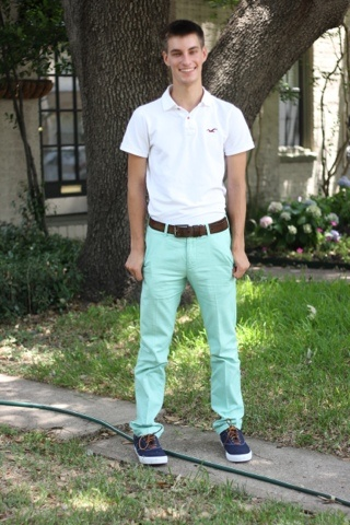 how to wear a mint pant (21)