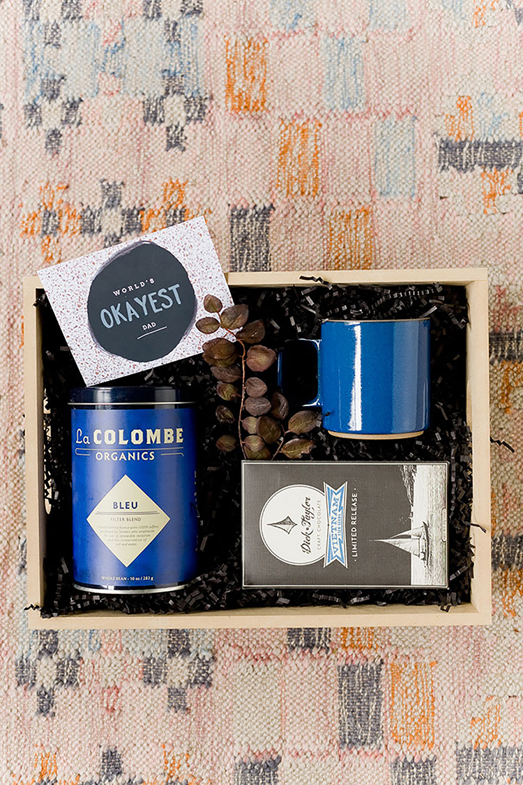 Father's Day + Groomsmen Gift Boxes with Free Printables